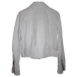 Isabel Marant Etoile-Perfecto-Blanc,Blanc cassé