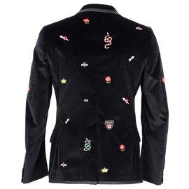 Gucci-Gucci blazer new-Black