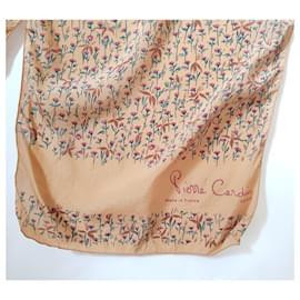 Pierre Cardin-Silk scarves-Multiple colors