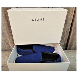 Céline-slip-on Céline-Bleu