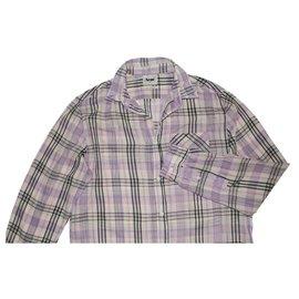 Acne-Camisa-Multicor