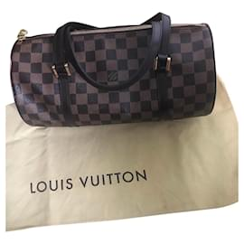 Louis Vuitton-Sacs à main-Marron,Marron clair