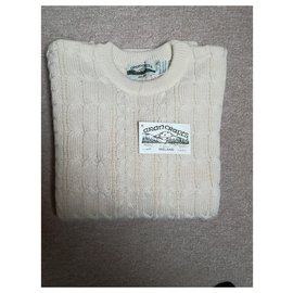 Autre Marque-Irish sweater ARAN CRAFTS-Cream