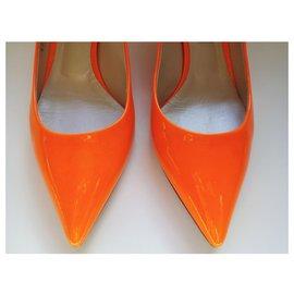 Casadei-Talons-Orange