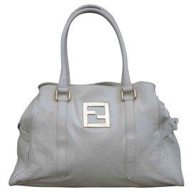 Fendi-Fendi bag-White