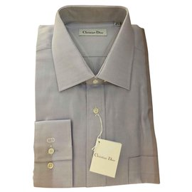 Christian Dior-Shirts-Lavender