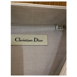 Christian Dior-Camisas-Lavanda