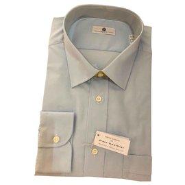 Autre Marque-Camisas-Azul claro