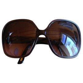 Loewe-Oversize sunglasses-Brown