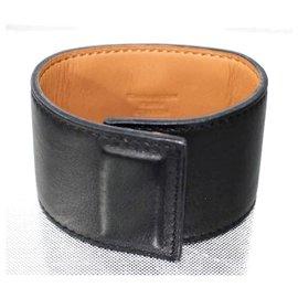 Hermès-Bracelet CDC Hermes Black Shadow-Noir