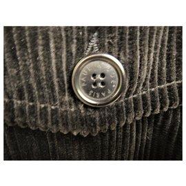 Paul & Joe-Paul & Joe jaqueta jeans tamanho L em veludo cotelê-Preto