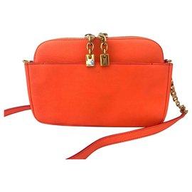Chloé-Lucy bag-Orange