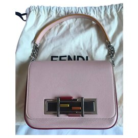 Fendi-3Baguette-Pink