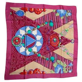 Hermès-Tibet II-Pink