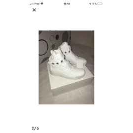 Givenchy-Sneakers-White