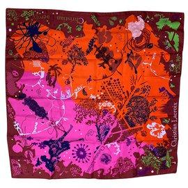 Christian Lacroix-Christian Lacroix scarf-Red
