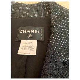 Chanel-Blazer-Black