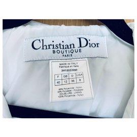 Christian Dior-Jupe-Blanc