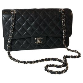 Chanel-TIMELESS-Schwarz