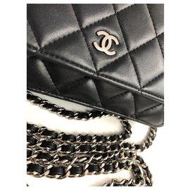 Chanel-Classic Woc-Black