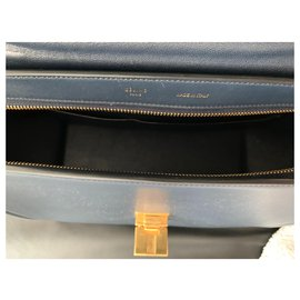 Céline-Trapeze-Black,Dark brown,Navy blue