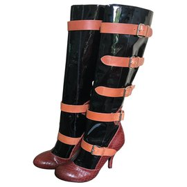 Vivienne Westwood-Boots-Black