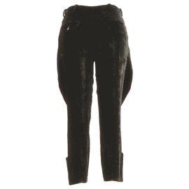Ralph Lauren-Trousers-Black