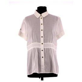 Burberry-Shirt-White