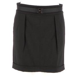 Gucci-Skirt suit-Black