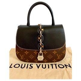 Louis Vuitton-Chain It Pm-Black