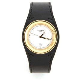 Hermès-Harness new in box-Black,Golden