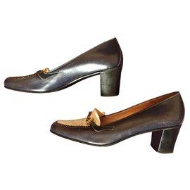 Céline-chaussures Celine-Bleu