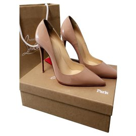 Christian Louboutin-So Kate-Beige