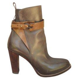 Sartore-satore boots p 40 1/2-Brown