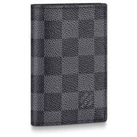 Louis Vuitton-Louis Vuitton slender organiser-Grey