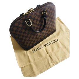 Louis Vuitton-Alma PM-Brown