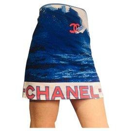 Chanel-Chanel surf-Blue