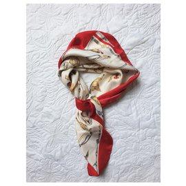 "Céline-Les ""Dragons"" 1804-181-White,Red"