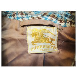 Burberry-vintage burberry winter jacket 1967-Multiple colors
