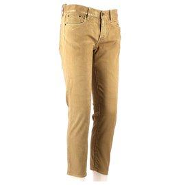 Ralph Lauren-Trousers-Beige
