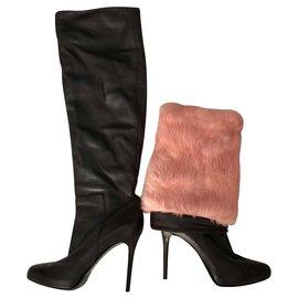 Le Silla-Le Silla boots-Brown