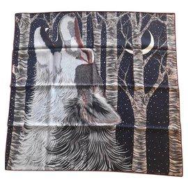 Hermès-Awooo-Gris anthracite