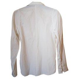 Givenchy-Men's white shirt-White
