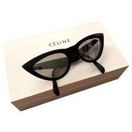 Céline-Cateye-Black