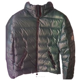 Moncler-One piece Jacket-Green