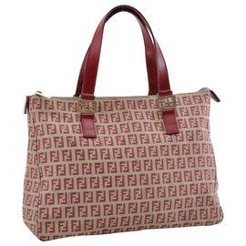 Fendi-Fendi handbag-Red