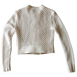 3.1 Phillip Lim-Cardi coat-White