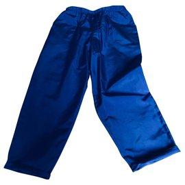 Autre Marque-Pantalon DUSAN-Bleu clair