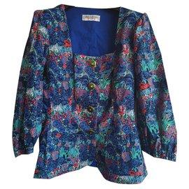 Yves Saint Laurent-Jacket-Multiple colors