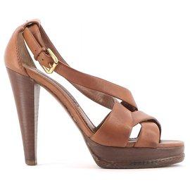 Ralph Lauren-sandals-Brown